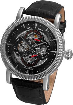 Купить Часы мужские fashion наручные  мужские часы Stuhrling Original 150D.33151. Коллекция Symphony  fashion наручные  мужские часы Stuhrling Original 150D.33151. Коллекция Symphony