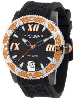 мужские часы Stuhrling Original 225G.33561. Коллекци Aquadiver