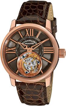 мужские часы Stuhrling Original 296D.334X54. Коллекция Tourbillon