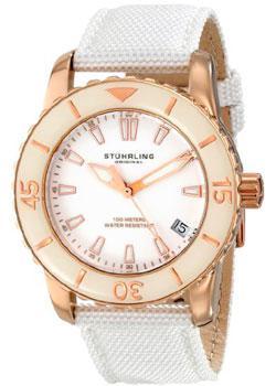 женские часы Stuhrling Original 3265.01. Коллекция Aquadiver