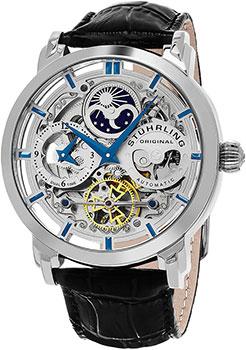 мужские часы Stuhrling Original 371.01. Коллекция Legacy