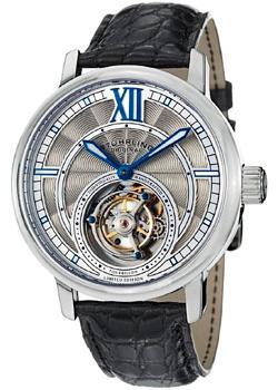 мужские часы Stuhrling Original 396.331X2. Коллекция Tourbillon