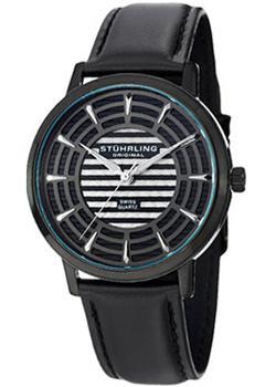 мужские часы Stuhrling Original 398.33551. Коллекция Classique