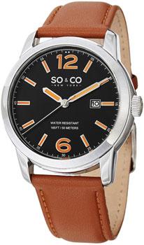 fashion наручные  мужские часы Stuhrling Original 5011L.1. Коллекция Madison