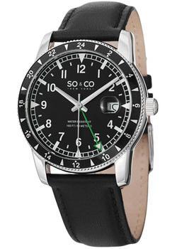 мужские часы Stuhrling Original 5018C.1. Коллекция Yacht Club
