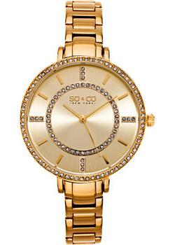 женские часы Stuhrling Original 5066.3. Коллекция So&Co