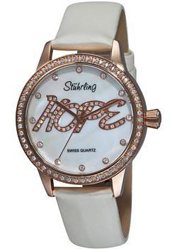 женские часы Stuhrling Original 519H.1145P7. Коллекция Vogue