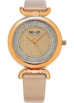 женские часы Stuhrling Original 5264.2. Коллекция So&Co