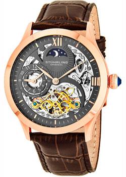Мужские часы Stuhrling Original 571.3345K54. Коллекция Special Reserve фото