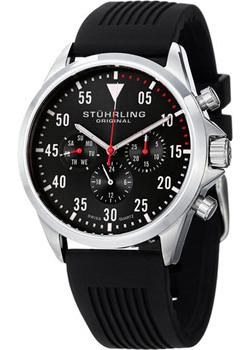мужские часы Stuhrling Original 600.03. Коллекци Aviator