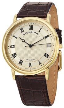 мужские часы Stuhrling Original 645.05. Коллекция Classique
