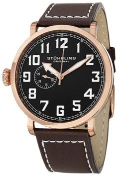 Купить Часы мужские fashion наручные  мужские часы Stuhrling Original 721.02. Коллекция Aviator  fashion наручные  мужские часы Stuhrling Original 721.02. Коллекция Aviator