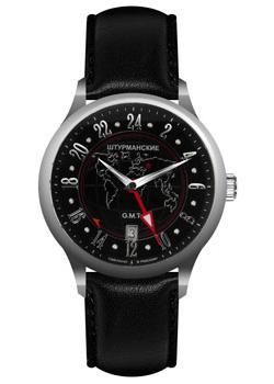 Российские наручные мужские часы Sturmanskie 51524-3301803. Коллекция Спутник
