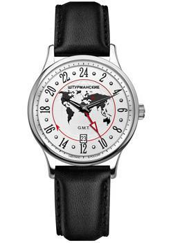 Российские наручные мужские часы Sturmanskie 51524-3301804. Коллекция Спутник