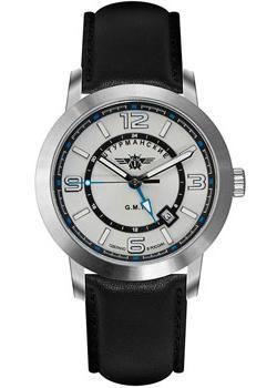 Российские наручные мужские часы Sturmanskie 51524-3301808. Коллекция Спутник