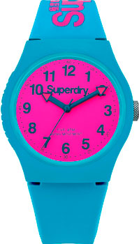 fashion наручные  женские часы Superdry SYG164AUP. Коллекция Urban