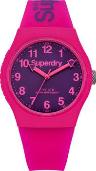 fashion наручные  женские часы Superdry SYG164PV. Коллекция Urban