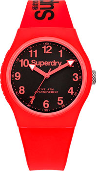 fashion наручные  женские часы Superdry SYG164RB. Коллекция Urban