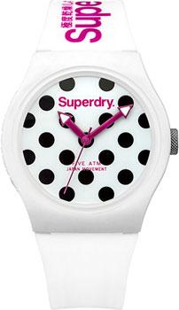 fashion наручные  женские часы Superdry SYL168BW. Коллекция Urban