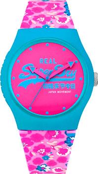 fashion наручные  женские часы Superdry SYL169UP. Коллекция Urban