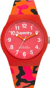 fashion наручные  женские часы Superdry SYL176CB. Коллекция Urban