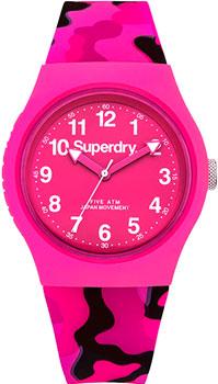 fashion наручные  женские часы Superdry SYL176PB. Коллекция Urban