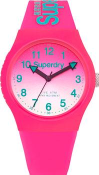 fashion наручные  женские часы Superdry SYL198PN. Коллекция Urban