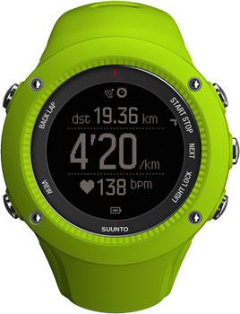 мужские часы Suunto SS021260000. Коллекция Ambit3