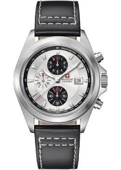 Швейцарские наручные  мужские часы Swiss military hanowa 06-4202.1.04.001. Коллекция Infantry Chrono