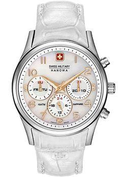 Швейцарские наручные  женские часы Swiss military hanowa 06-6278.04.001.01. Коллекция Navalus