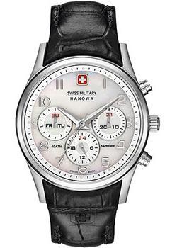 Швейцарские наручные  женские часы Swiss military hanowa 06-6278.04.001.07. Коллекция Navalus