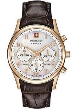 Швейцарские наручные  женские часы Swiss military hanowa 06-6278.09.001. Коллекция Navalus
