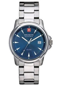 Швейцарские наручные мужские часы Swiss military hanowa 06-8010.04.003. Коллекция Swiss Recruit Prime Gift Set