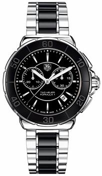 Швейцарские наручные  женские часы TAG Heuer CAH1210.BA0862