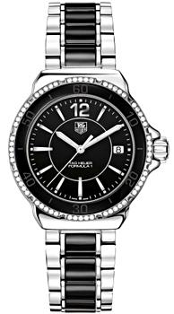 Швейцарские наручные  женские часы TAG Heuer WAH1212.BA0859
