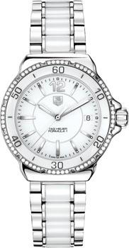 Швейцарские наручные  женские часы TAG Heuer WAH1213.BA0861