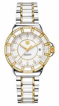 Швейцарские наручные  женские часы TAG Heuer WAH1221.BB0865