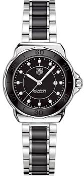 Швейцарские наручные  женские часы TAG Heuer WAH1314.BA0867
