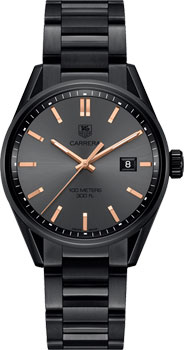 Швейцарские наручные  женские часы TAG Heuer WAR101A.BA0728