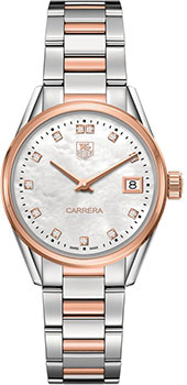 Швейцарские наручные  женские часы TAG Heuer WAR1352.BD0774