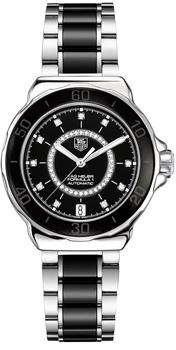 Швейцарские наручные  женские часы TAG Heuer WAU2210.BA0859