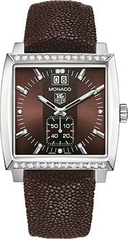 Швейцарские наручные  женские часы TAG Heuer WAW1316.EB0025