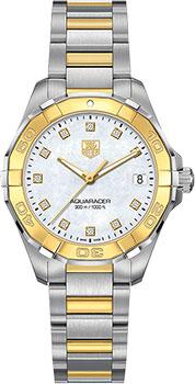 Швейцарские наручные  женские часы TAG Heuer WAY1351.BD0917