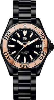 Швейцарские наручные  женские часы TAG Heuer WAY1355.BH0716