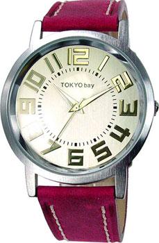fashion наручные  мужские часы TOKYObay T135-HPK. Коллекци Platform