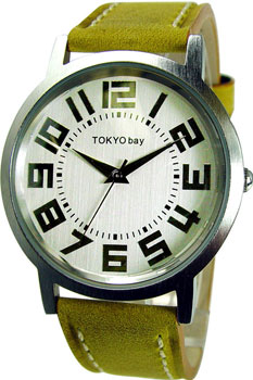 fashion наручные  мужские часы TOKYObay T135-TAN. Коллекци Platform