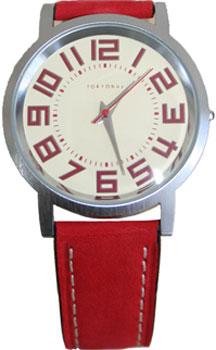 fashion наручные  мужские часы TOKYObay T155-RD. Коллекци Track