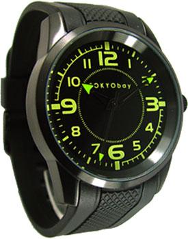fashion наручные мужские часы TOKYObay T167GR. Коллекция Nero