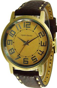 fashion наручные  мужские часы TOKYObay T174-GD. Коллекци Havana
