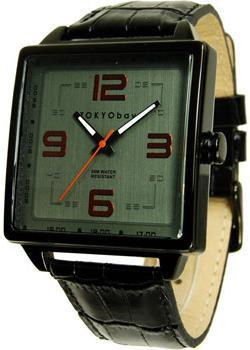 fashion наручные мужские часы TOKYObay T2018-BK. Коллекция Draper